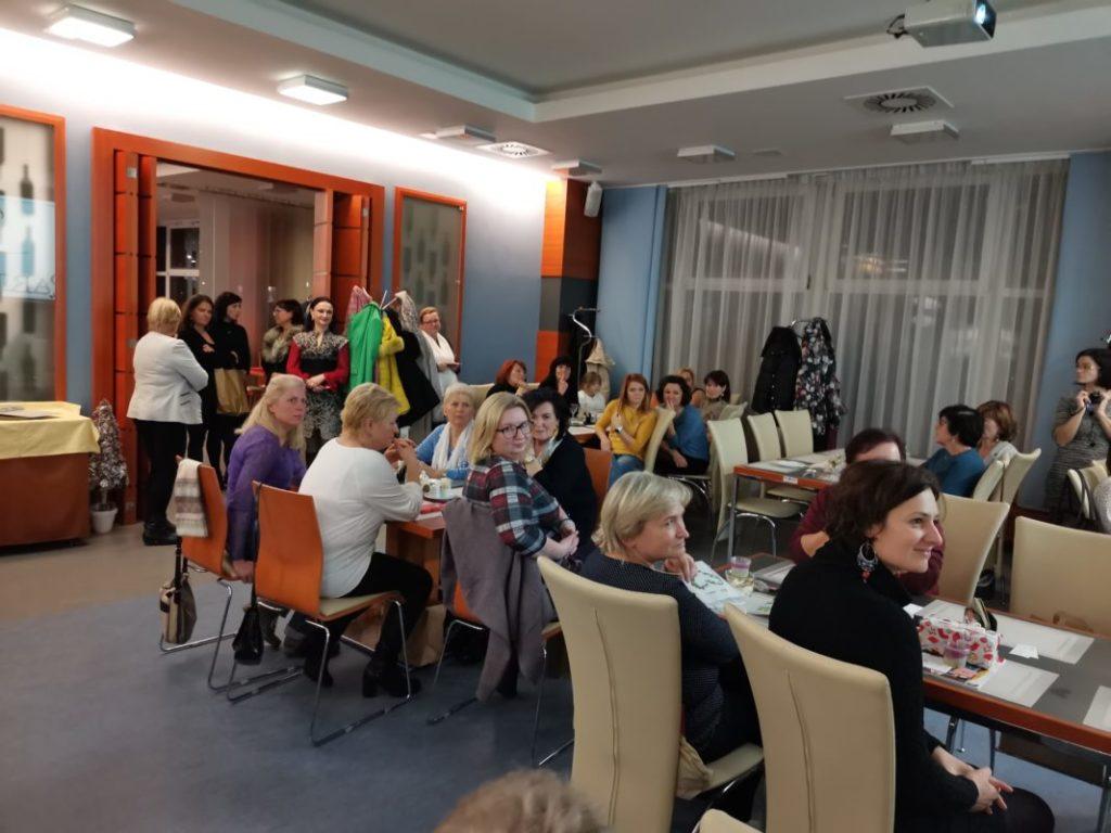 Předvánoční kavárna (nejen) pro ženy 3. 12. 2019
