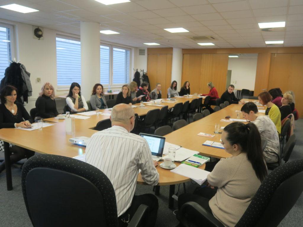 """""""Konzultační seminář o praktickém provádění INTRASTATU v roce 2020"""" 20.1.2020"""